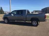 2008 Dodge Ram Mega Cab 2500 Diesel LOW KM