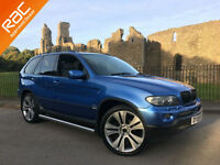 "2005 BMW X5 3.0d Sport **Only 85,000 - FSH - 22"" Alloys - Stunning Throughout**"