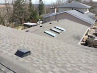 licensed and insured  Roofing services