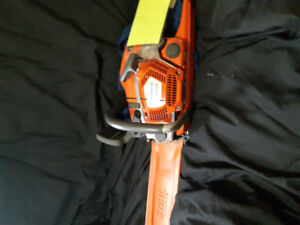 Husqvarna-550XP Chainsaw. Brand new- never used