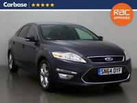 2014 FORD MONDEO 2.0 TDCi 140 Titanium X Business Ed 5dr Powershift