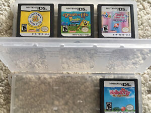 Little Kid DS Games