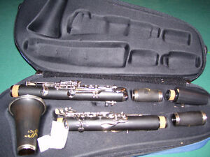 First Act Clarinet in Case