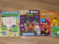 angry bird items all brand new