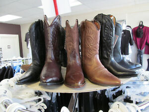 WOW!!! Cowboy boots on sale!!