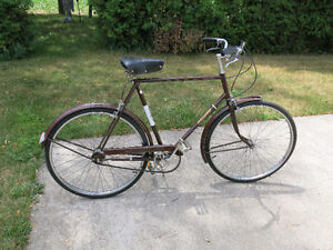 Mens Raleigh 3 speed