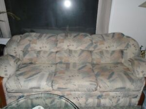 couch and loveseat  paid 1400  now 195 like new best offer takes