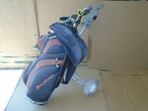 Sporting goodsTOMMY ARMOUR GOLF CLUBS RH. FULL SET - $250