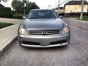 2006 INFINITI G35 ---- SUPER CLEAN, WELL MAINTAINED MAINTAINED--