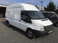 Ford Transit 2.2TDCi ( 125PS ) ( EU5 ) ( RWD ) T350L LWB hi top 2012 12 Reg