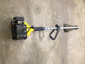 PRICE LOWERED   MCULLOUGH EAGER BEAVER 282 GAS ENGINE WEEDEATER Strathcona County Edmonton Area image 2