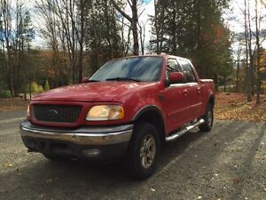 2003 Ford F-150 FX4