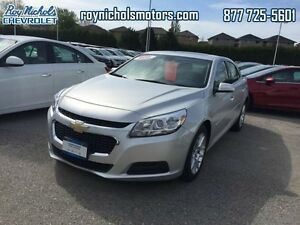 2016 Chevrolet Malibu Limited LT  - Certified - Touch Screen -