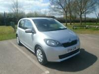 2014 Skoda Citigo 1.0 MPI SE 5dr HATCHBACK Petrol Manual