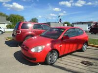 2008 HYUNDAI ACCENT  LOW KMS !!!!!!!!!!