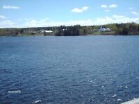 2 ACRES WITH 66 FT WATERFRONT ( PAYMENT PLAN TO 60 MONTHS)