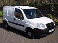 EXCELLENT VAN!!! 2007 FIAT DOBLO 1.3 JTD MULTIJET 16v PANEL VAN 4dr, 1 YEAR MOT