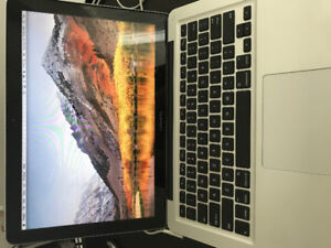 """MacBook Pro 13"""" Mid 2012 For 350$ Only!"""