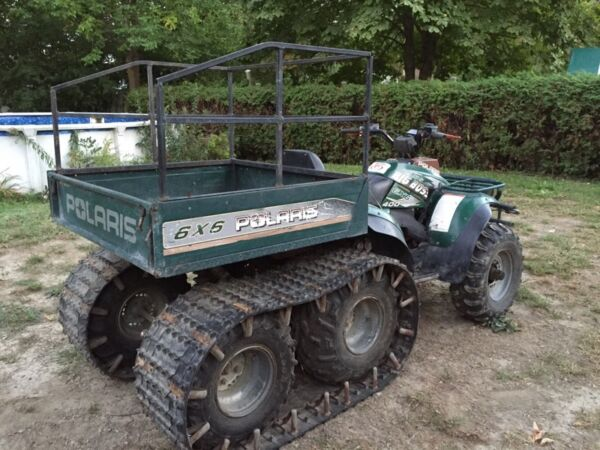 Used 1996 Polaris Big Boss 400 cc