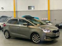 2013 Kia Carens 1.7 CRDi 3 5dr+HUGE SPEC+2 KEYS+FSH+PAN ROOF+SATNAV+HEATED SEATS