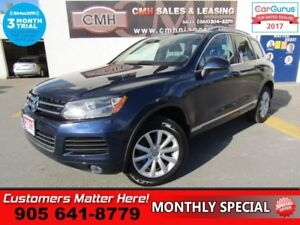 2013 Volkswagen Touareg 3.6 Comfortline  AWD, NAVI, HEATED LEATH