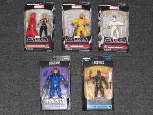 Marvel Legends Action Figure Lot - In Box