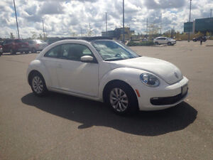 2013 Volkswagen Beetle Coupe (2 door)