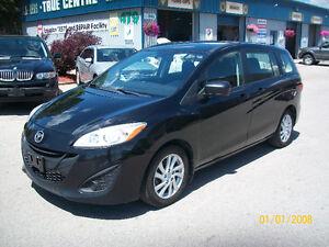 2012 Mazda Mazda5 Minivan, Van