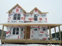New Construction, 3 bedroom 2 Storey Home, Moncton North