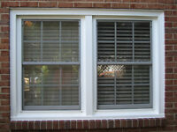 Aluminum capping to your windows and door frames