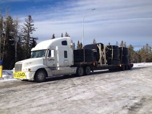 EXPERIENCED TRUCK DRIVERS