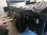 2017 black series alpha camper trailer Albion Park Shellharbour Area Preview