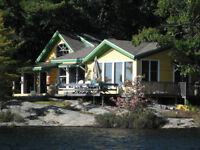 Waterfront  Cottage on Six Mile Lake for sale