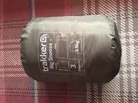 Trakker big snooze plus sleeping bag/ bedchair bag