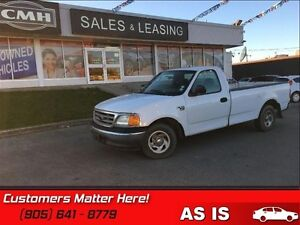 2004 Ford F-150 Heritage XL  AS TRADED *UNCERTIFIED*