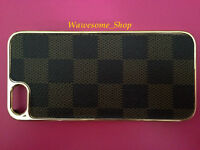 LV fancy Cover Case for iPhone 5 5S + Free Gift (Last One)