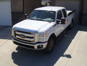 2013 Ford F-350 (1 Ton) XLT 6.2L Crew Cab 8ft Long Box 4x4