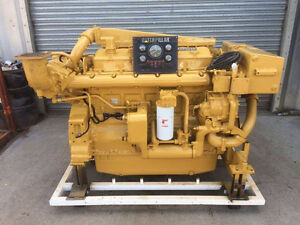 Caterpillar 3400 series Marine Propulsion units for sale