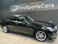 Mercedes c-Class C250 CDI BlueEFFICIENCY Sport Ed 125 4dr Auto