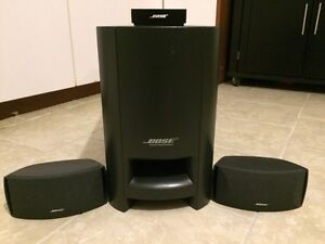Bose digital home theatre system