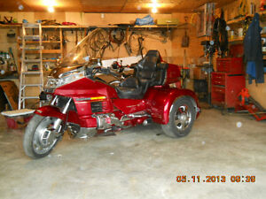 Honda  Gold Wing  3 roues