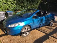 Peugeot 307cc 2.0 HDi - read the advert!!