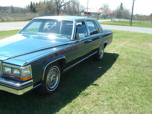 Mint Cadillac Brougham   NEW PRICE
