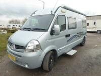 Timberland Endeavour 2 berth campervan for sale ref: 13086 SALE AGREED