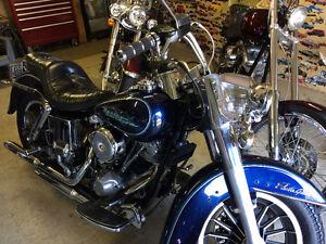 1978 Harley Davidson FLH