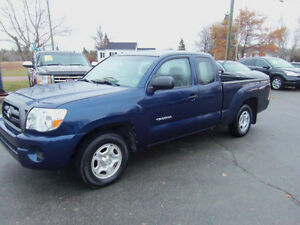 2008 TOYOTA TACOMA ACCESS CAB 2WD !! ONLY 101,000KMS !!