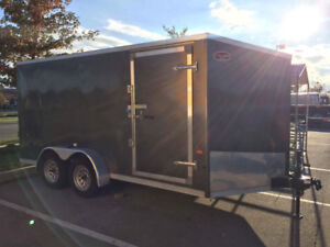 2015 Enclosed Cargo Trailer