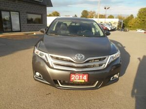 2014 Toyota Venza Limited V6 AWD Peterborough Peterborough Area image 9