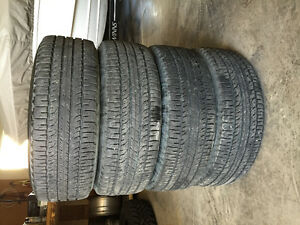 235/65/R17 All season tires