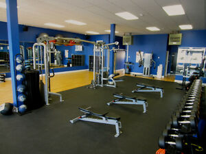 RARE office space in fitness studio
